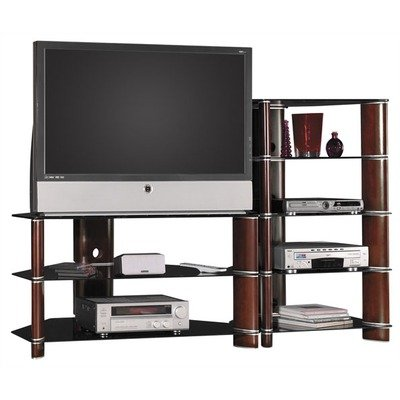 Buy Low Price Segments Collection 36 Tv Stand And Audio Tower
