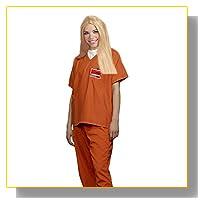 Costume Adventure Women's Orange Is the New Black Chapman Style Costume -STD