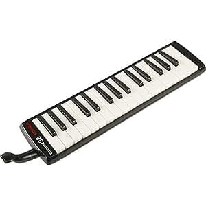 Amazon.com: Hohner 32B Piano-Style Melodica Black: Musical