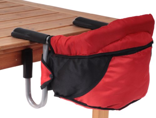 Haberkorn kinder baby u2013 tischsitz babysitz rot tisch & stuhlsitze