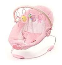 Amazon.com : Bright Starts Pretty In Pink Bouncer ...
