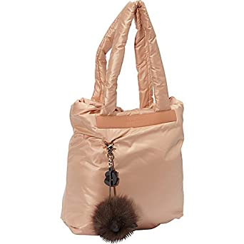 SEE by Chloe Joy Rider Tote Bag Peach - SEE by Chloe Designer Handbags