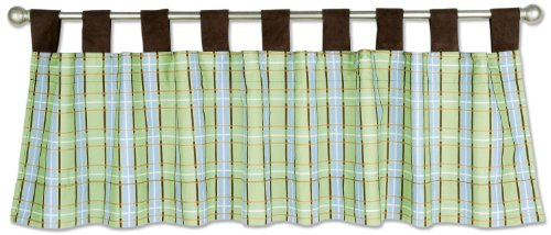 Trend Lab Window Valance, Baby Barnyard