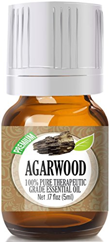 Agarwood 100% Pure, Best Therapeutic Grade Essential Oil - 5ml