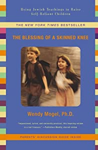 "Cover of ""The Blessing Of A Skinned Knee:..."