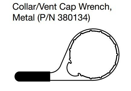 Paccar Fuel Filter Wrench PACCAR Primary Fuel Filter