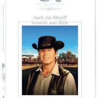 Auch ein Sheriff braucht mal Hilfe / Regie: Burt Kennedy. Darst.: James Garner ; Joan Hackett ; Walter Brennan ...