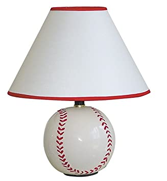 Ceramic Sports Table Lamp