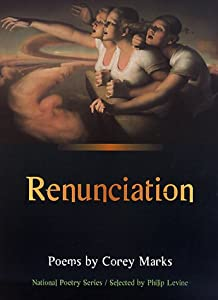 "Cover of ""Renunciation : Poems  (The Nati..."