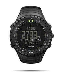 Suunto Core Regular - Reloj deportivo negro, talla única
