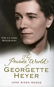 "Cover of ""The Private World of Georgette ..."