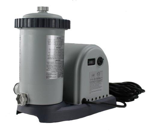 intex pool pump