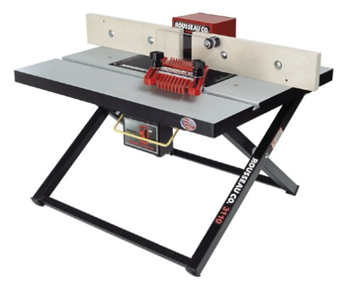Benchtop Overarm Router