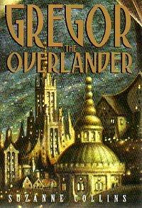 """Cover of """"Gregor Overlander"""""""