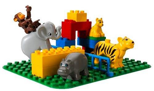 レゴ デュプロ 楽しいどうぶつえん 2356