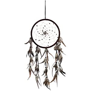 Amazon.com: DreamCatcher ~ SPIRAL PATTERN WITH TIGER EYE