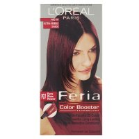 Feria Power Violet On Black Hair | HAIRSTYLE GALLERY