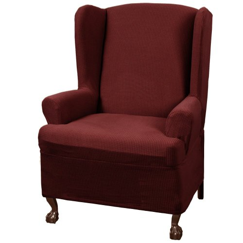 Wing chair slipcovers August 2012 If finding the best