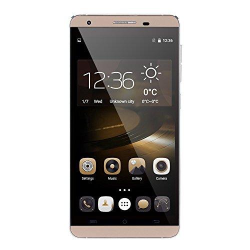 CUBOT X15 オリジナル 5.5 inch IPS FHD 4G FDD-LTE Android 5.1スマートフォン 2GB 16GB 64bit MTK6735M クアッドコア 16.0MP 8MPカメラ【並行輸入品】