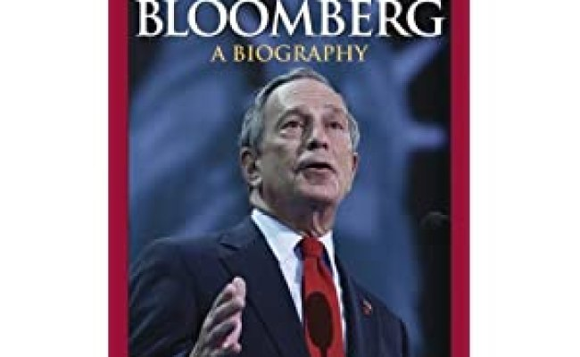 Michael Bloomberg A Biography Edward M Silverstein