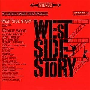 """Cover of """"West Side Story (Original Sound..."""