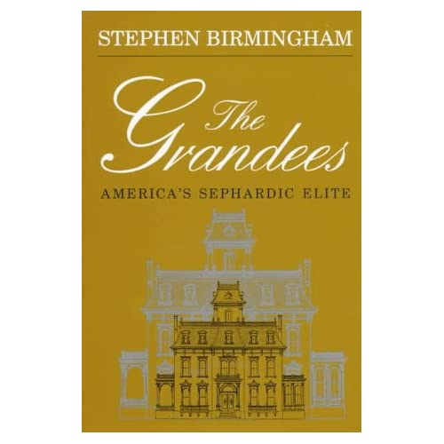 book cover for Grandees