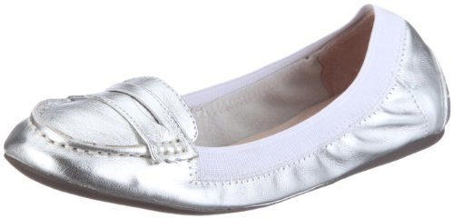 Buffalo London 210-10565 TALCO LEATHER 122676 Damen Ballerinas