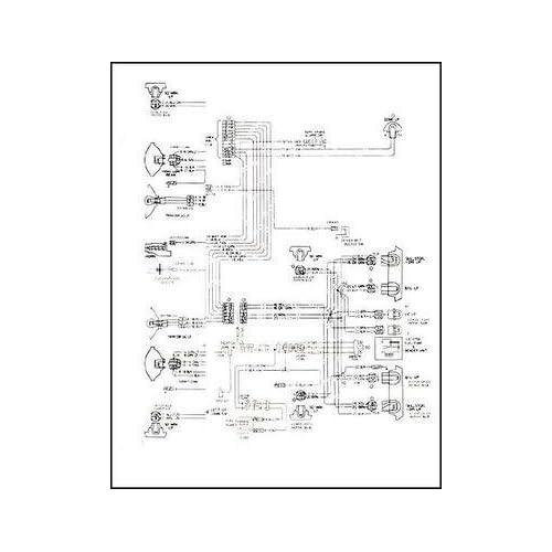 pontiac sunbird wiring diagram