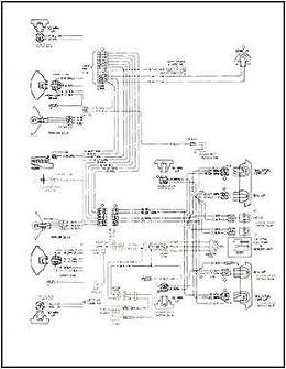 1968 Pontiac Tempest, LeMans, & GTO Wiring Diagram Manual