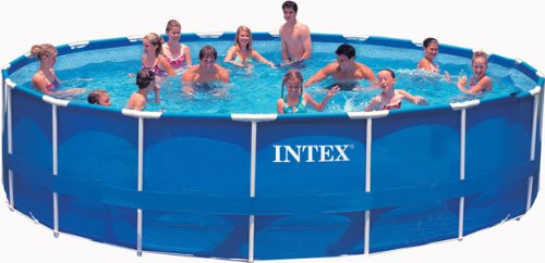 Best Buy Replacement 18 X 48 Intex Metal Frame Set Pool Liner