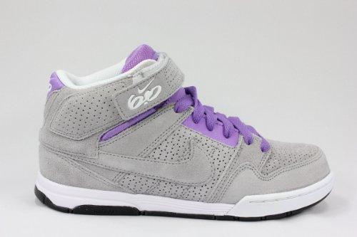 Damen Sneaker Nike 6.0 Air Mogan Mid 2 Women wolf grey/wolf grey 10.0