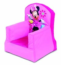 Minnie Mouse Inflatable Cosy Chair: Amazon.co.uk: Kitchen ...