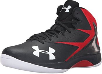 Under Armour Men's UA Lockdown Basketball Shoes 11 Black