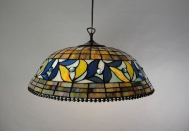 Stained Glass Tiffany Lamps Dale Tiffany Quoizel