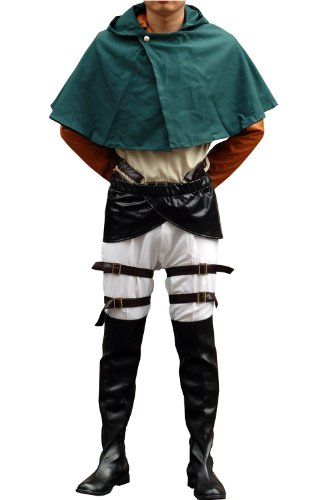 men's attack on titan costume