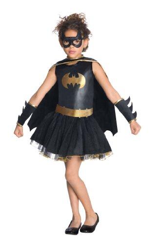 Justice League Child's Batgirl Tutu Dress - Small