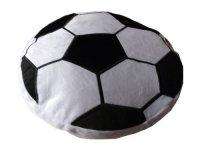 Soccer Ball Plush Pillow - Import It All