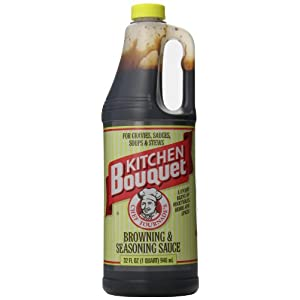 Amazoncom  Kitchen Bouquet Browning and Seasoning Sauce