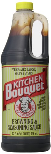 Kitchen Bouquet Browning and Seasoning Sauce 32 Ounce 071100051025 ToolFanaticcom