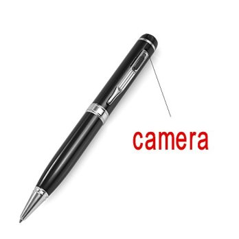 UYIKOO-1280720P-Camera-Pen-Great-HD-Quality-Digital-Video-Recorder-Free-8GB-SD-Card-Included-Tiny-DVR-Webcam-Pencam-Works-Easily-For-PCMac-Pen-Camera-Pinhole-DVR