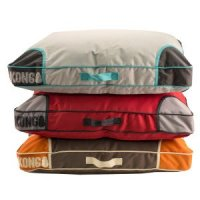 Amazon.com : KONG Chew Resistant Heavy Duty Pillow Bed ...