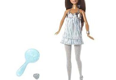 Amazon Barbie Blue Dress Toys Games