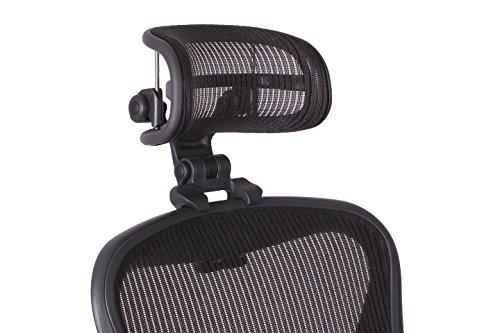 office chair neck support attachment zero gravity massage reviews best herman miller aeron headrest