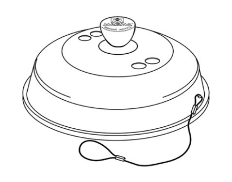 Cheap Marine Parts Accessories: Magma Replacement Part Lid