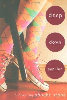 Deep Down Popular by Phoebe Stone  wearewordnerds.com