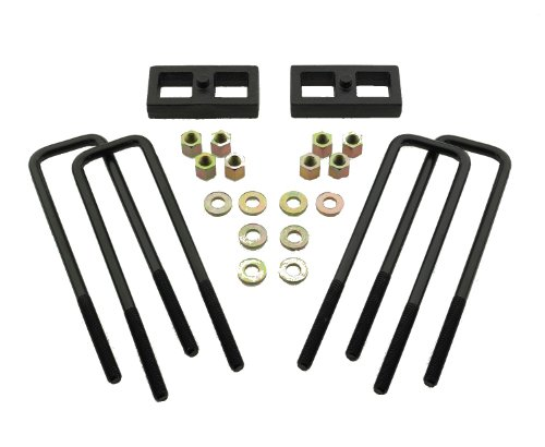 Pro Comp 62203 3 0 Rear Suspension Block Kit for Ford F