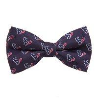 Houston Texans Necktie, Silk Texans Tie, Texans Logo Tie
