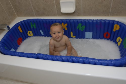Bath Tub Phobia BabyGaga
