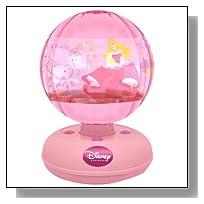 Disney Princess Motion Lamp - One Size