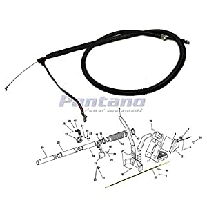 Amazon.com: Ryobi OEM Leaf Blower Throttle Wiring Harness